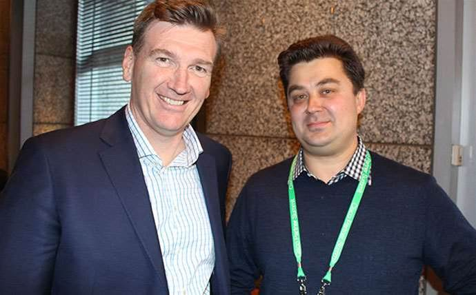 Which Aussies did we see at Cisco Partner Summit?