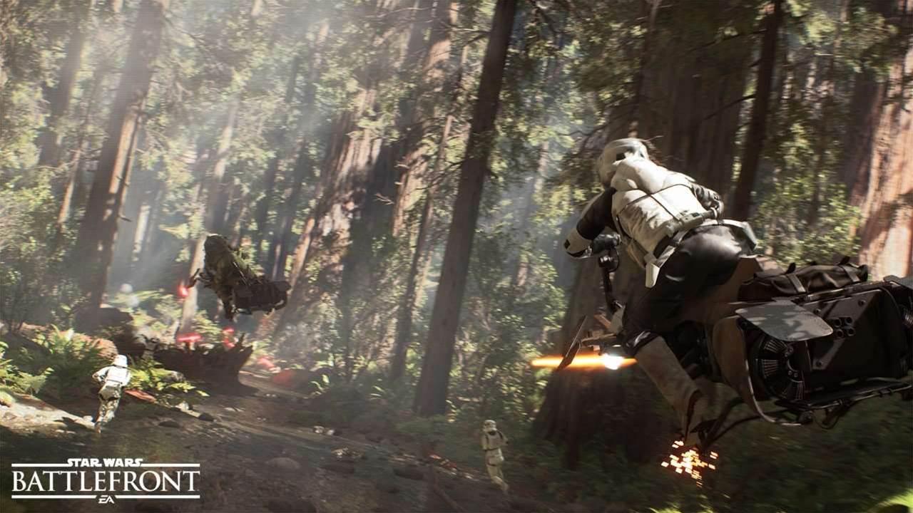 New Battlefront images