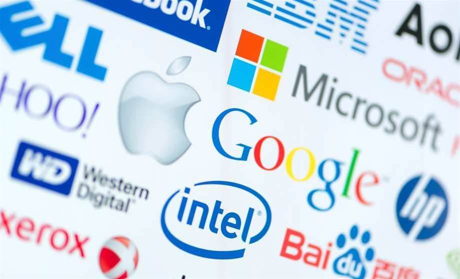 The 20 most valuable global tech brands