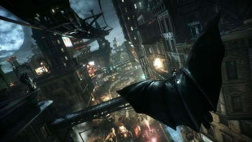 New screens from Batman: Arkham Knight