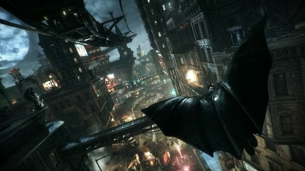 New screens from Batman: Arkham Knight