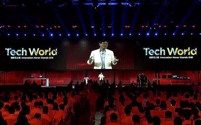 Lenovo Tech World: smart watches and, er, smart shoes?