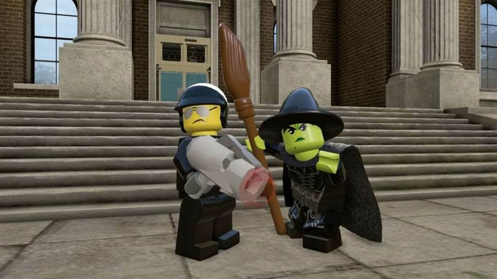 New screens from LEGO Dimensions