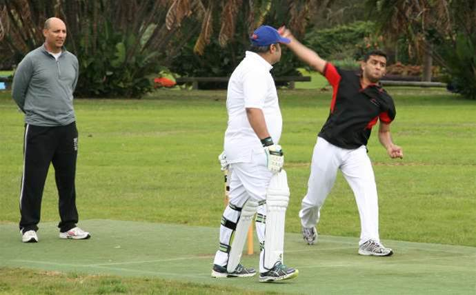 Trend Micro competes with channel... on the cricket pitch