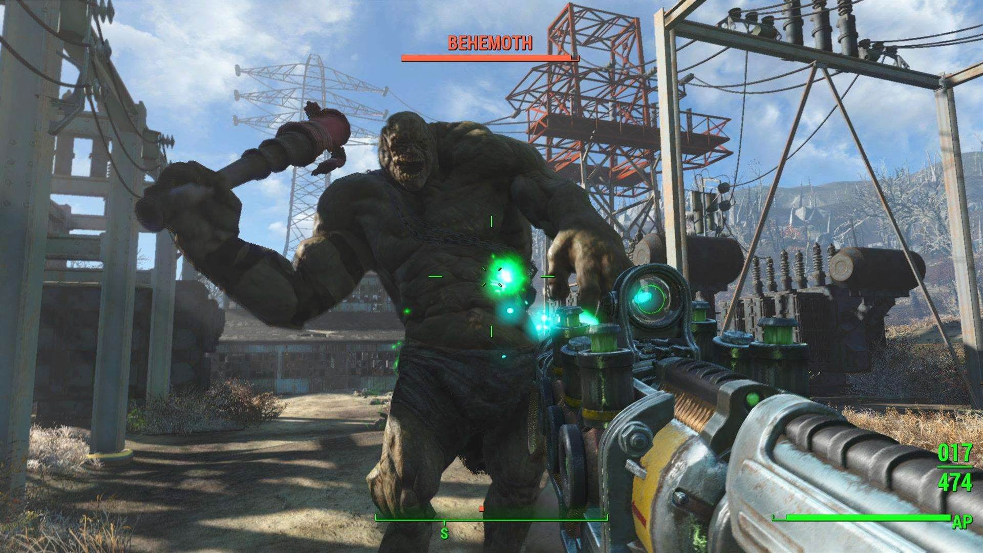 Fallout 4 + Fallout Shelter E3 screenshots