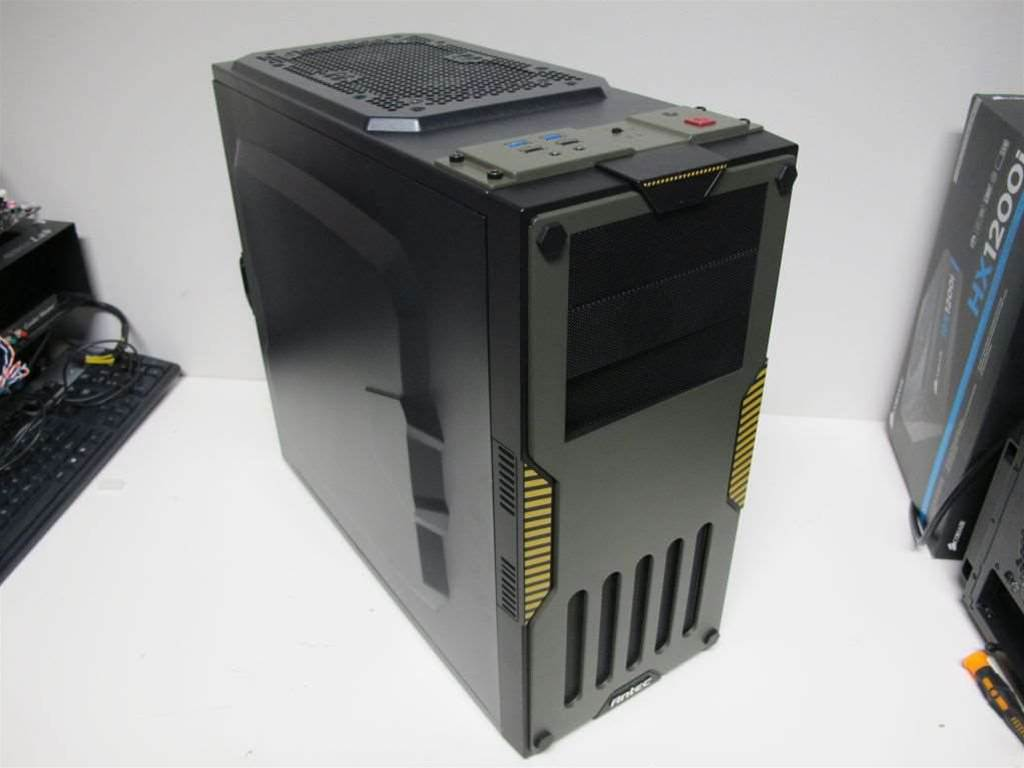 First look: Antec's GX900 case