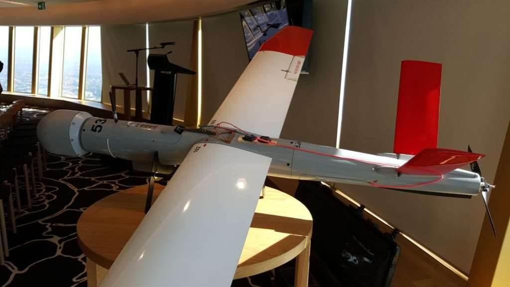 Ninox Robotics UAV system