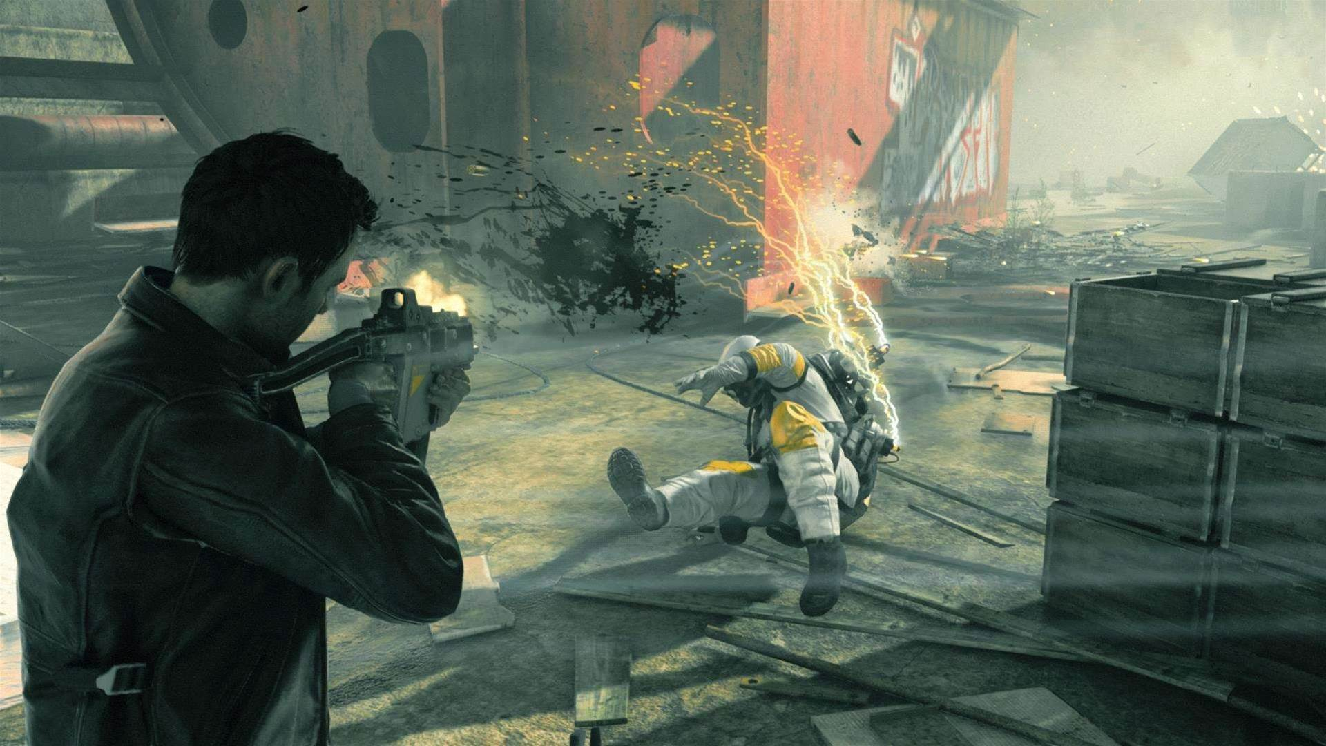 Quantum Break gamescom images