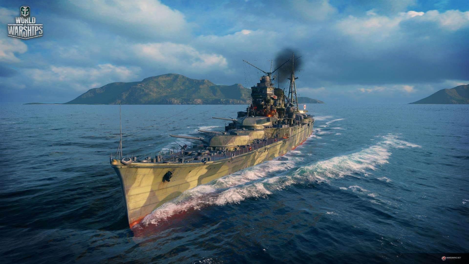 World of Warships screenshots