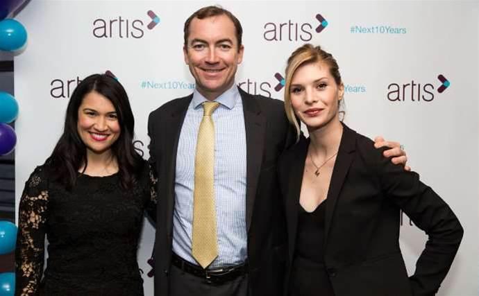 Artis celebrates 10th anniversary