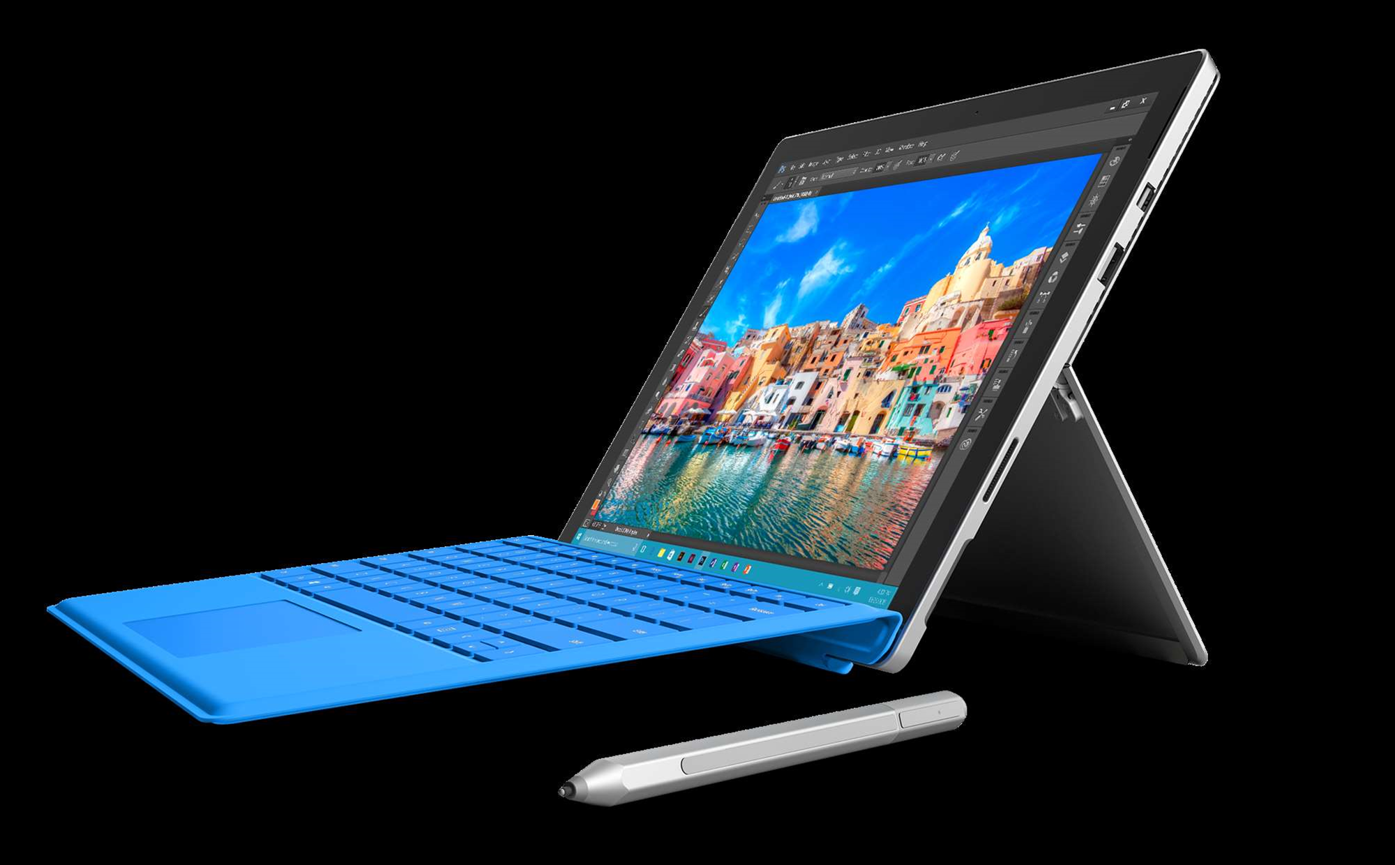 Meet the Surface Pro 4