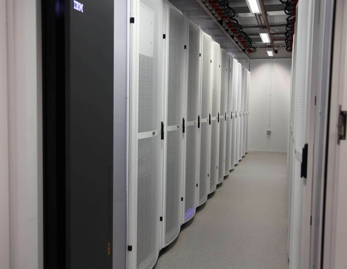 Photos: Inside the second wing of NSW govt's Unanderra data centre