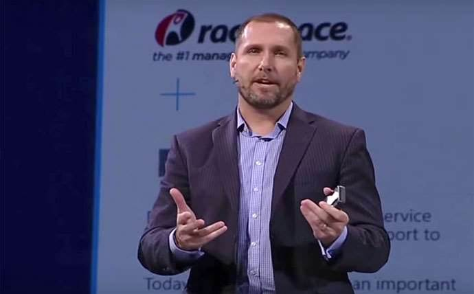 How Rackspace is overhauling its model through unprecedented partnerships