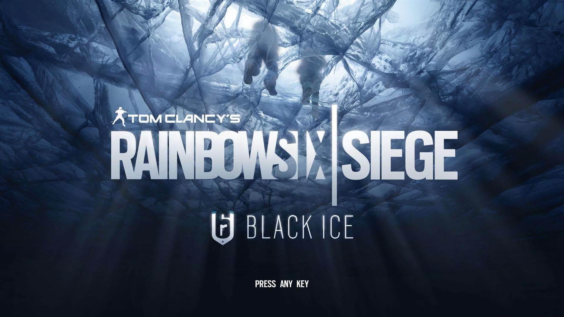 Leaked Rainbow Six Black Ice DLC operators