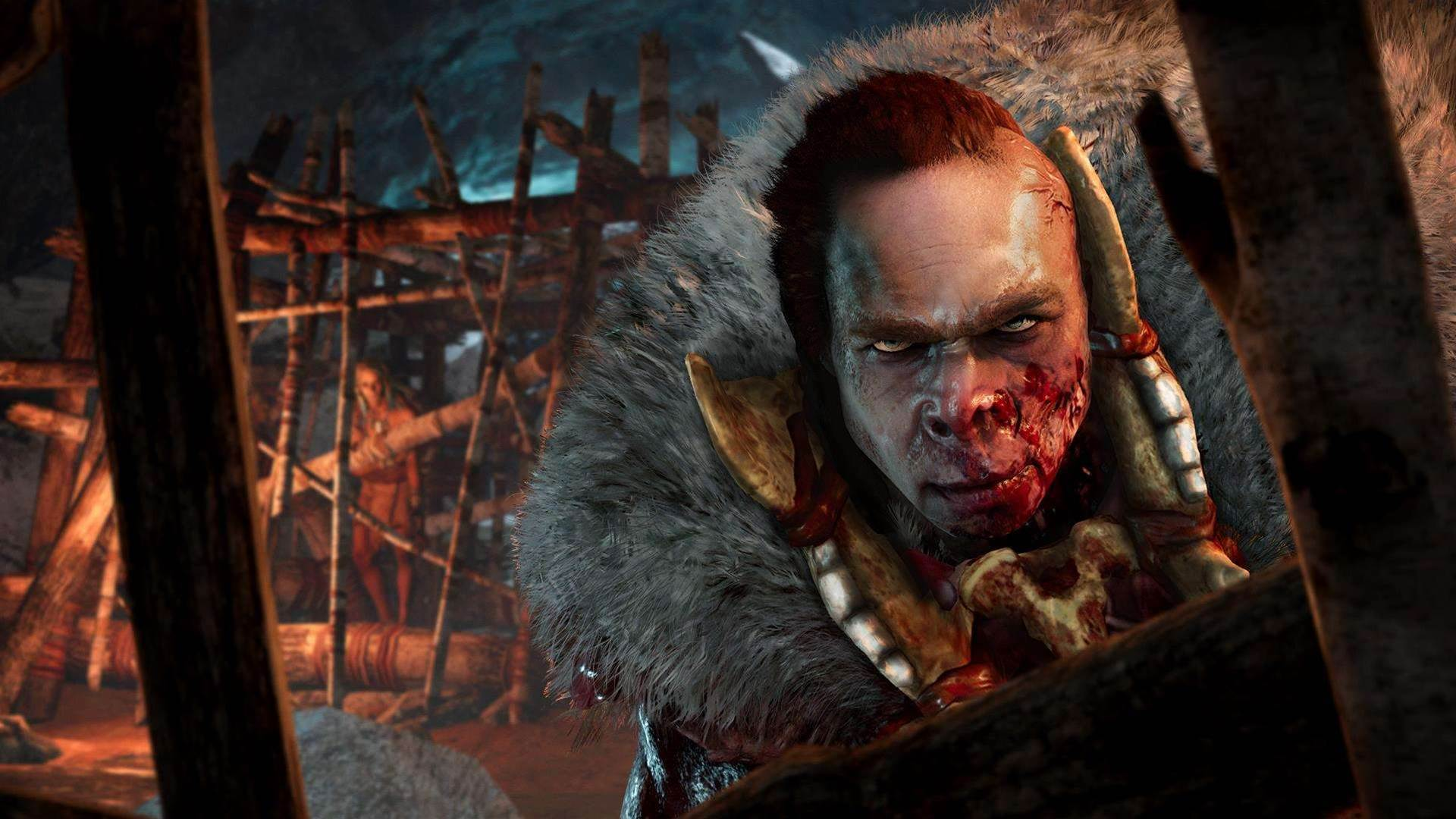 Far Cry Primal screens