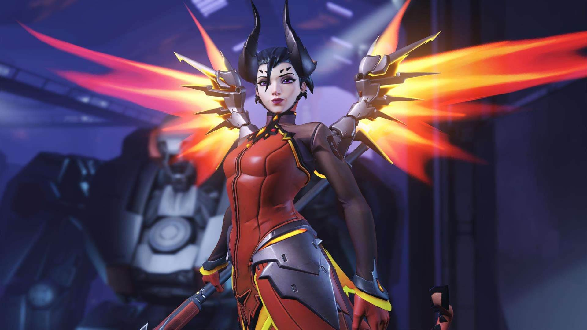 A new arsenal of Overwatch screens