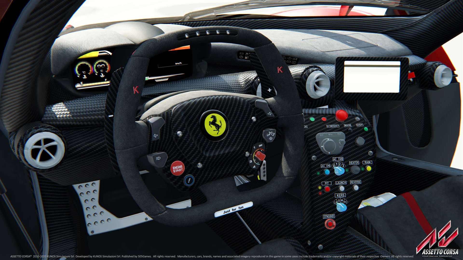 Assetto Corsa on console