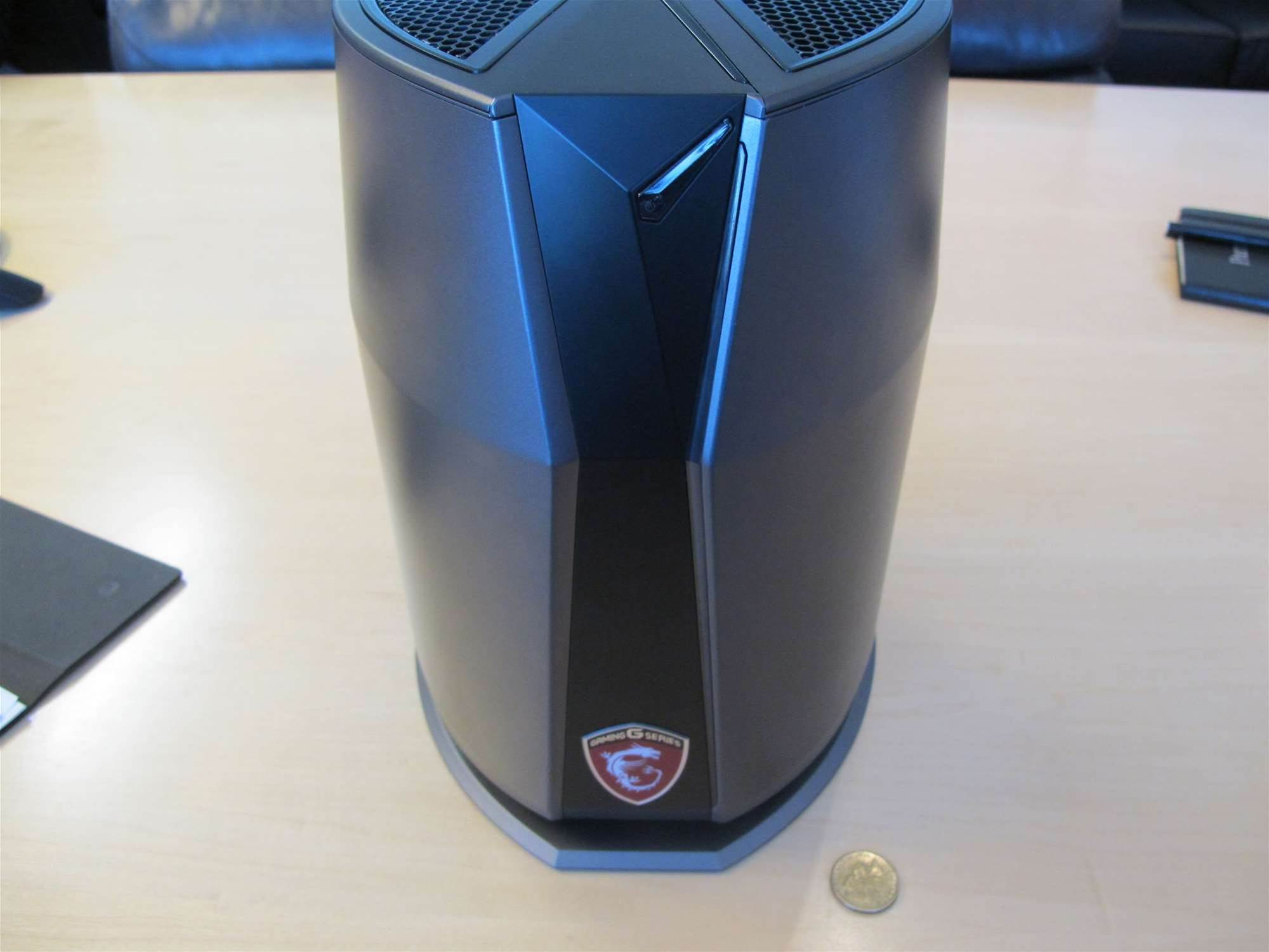 First Look: MSI Vortex gaming PC