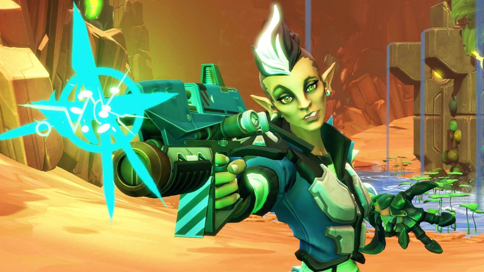Battleborn screenshots