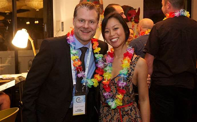 Which top channel partners hit Melbourne's CRN Pipeline party?