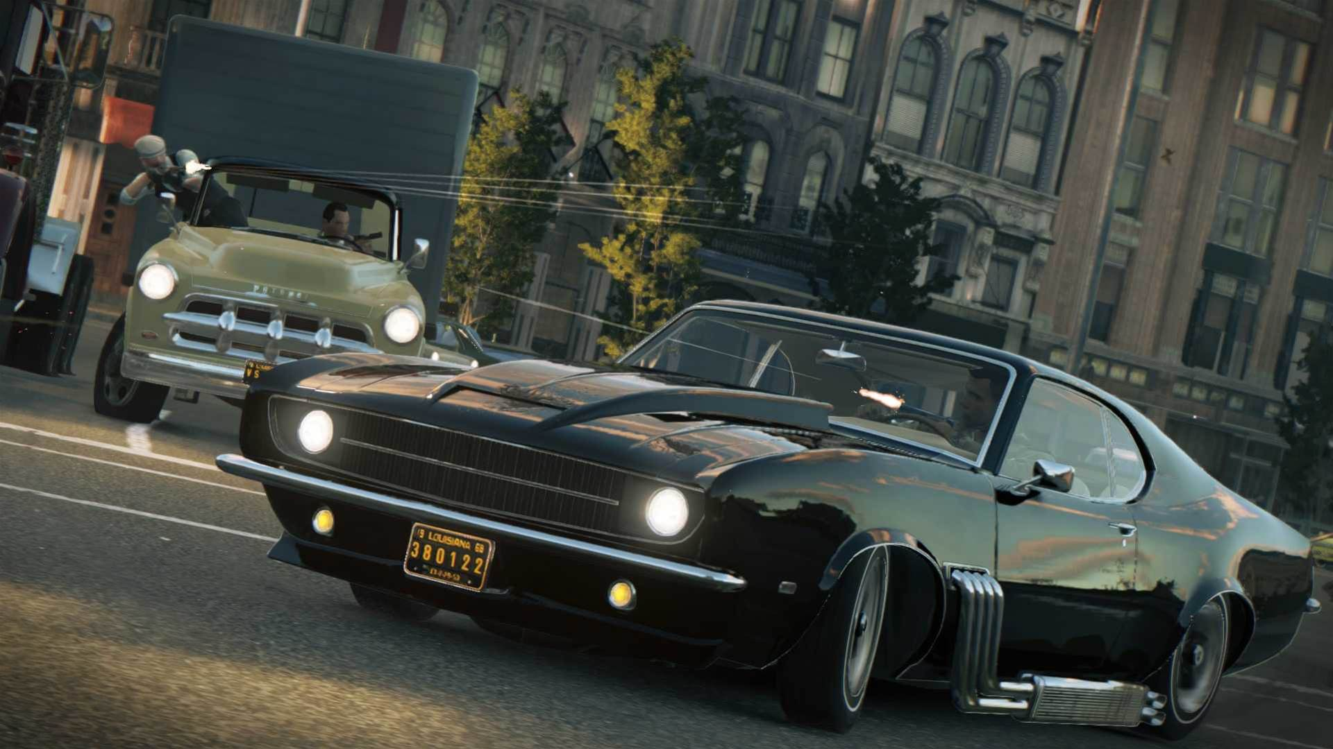A mob of Mafia III screenshots