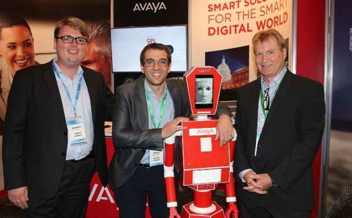 Who was at Westcon-Comstor's Sydney conference?
