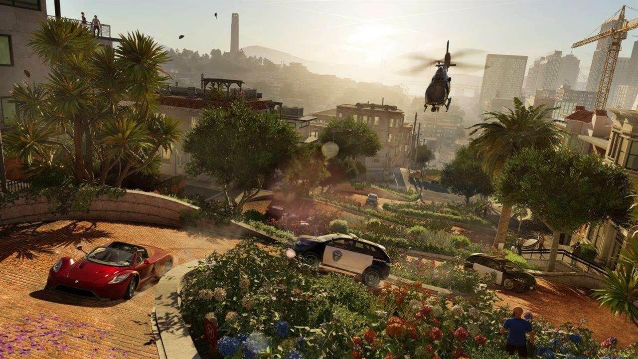 Screens and concept art from Watch_Dogs 2