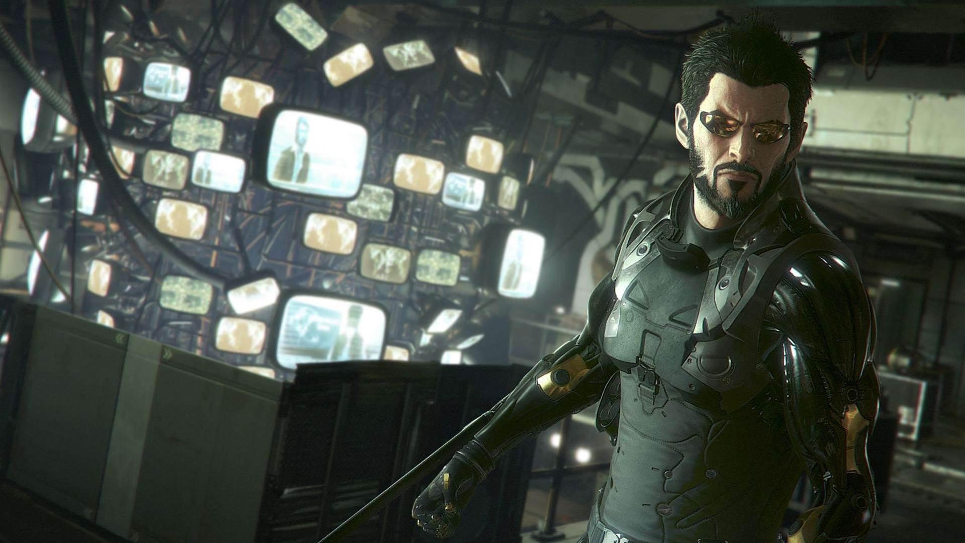 E3 2016 - Deus Ex: Mankind Divided screenshots