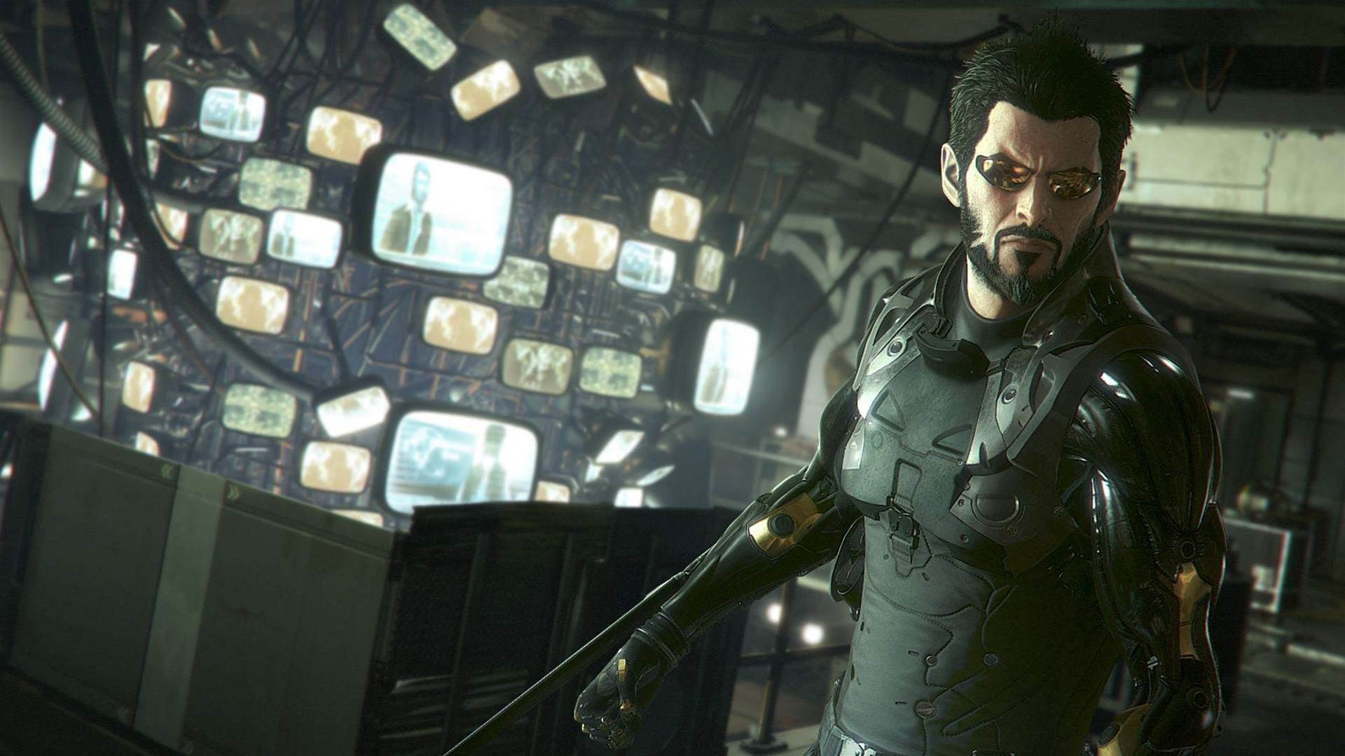 E3 2016 - Deus Ex: Mankind Divided screenshots