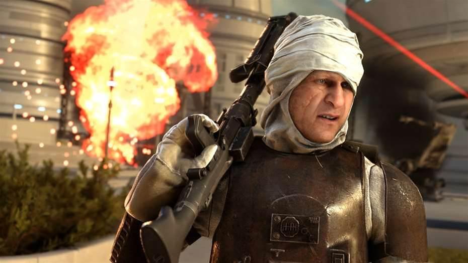 Star Wars Battlefront: Bespin DLC screenshots