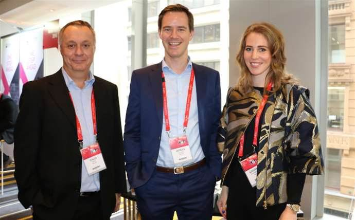 Which IT leaders did we spot at Fujitsu World Tour 2016?