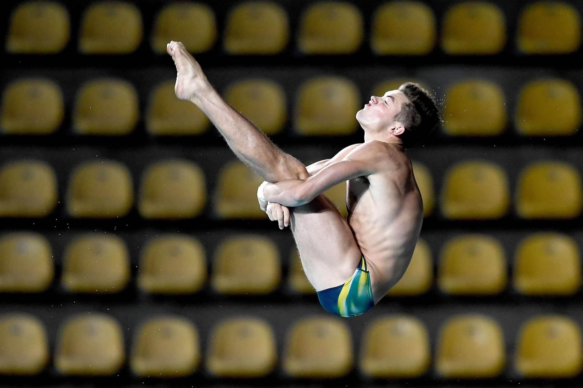 Aussies get ready in Rio
