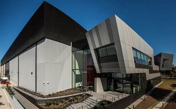 Inside Equinix's $130m Sydney data centre