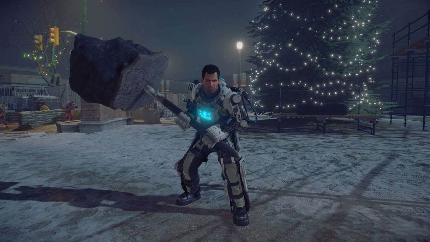 Zombies. Lots of zombies in Dead Rising 4 screens