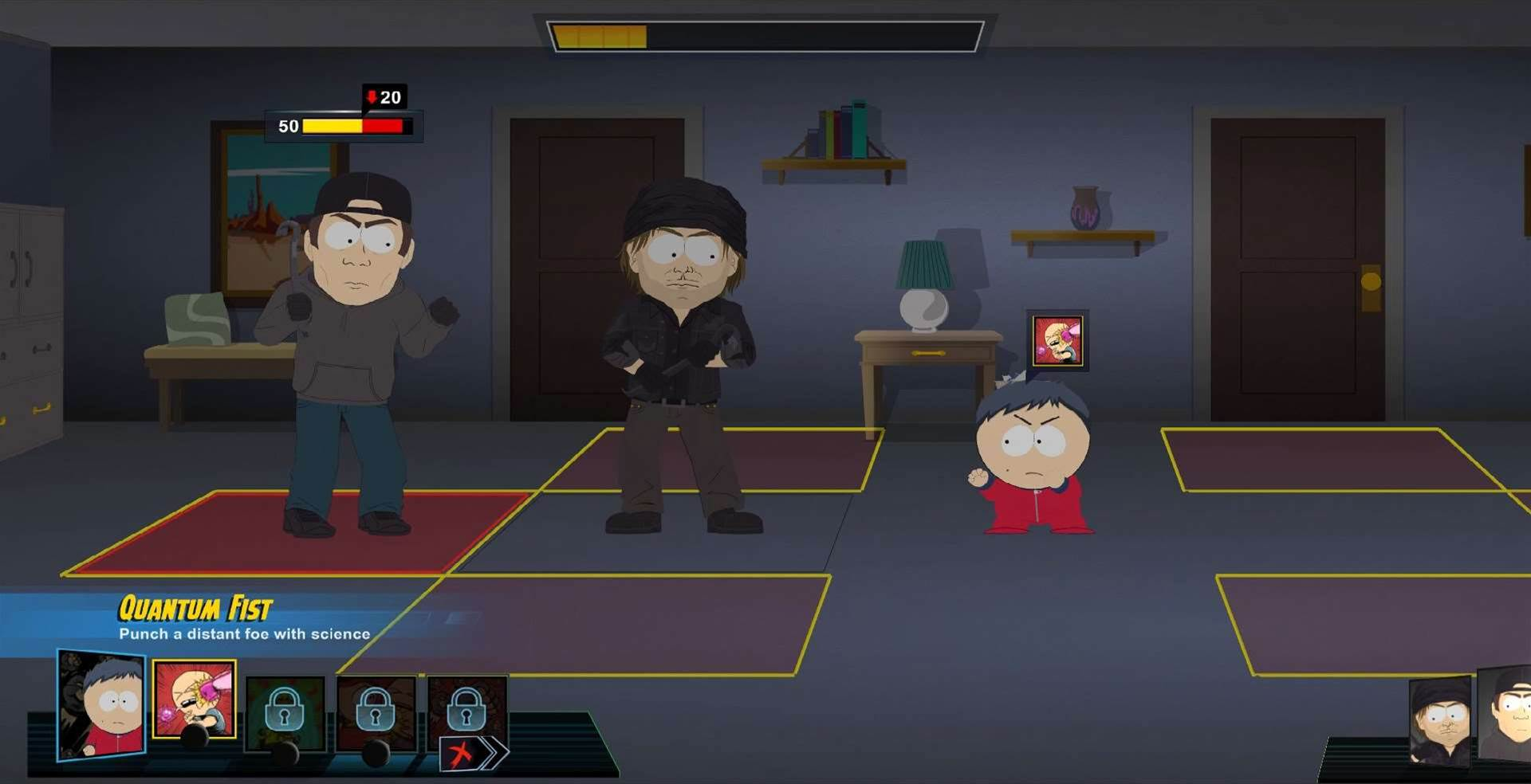 South Park: The Fractured But Whole screens