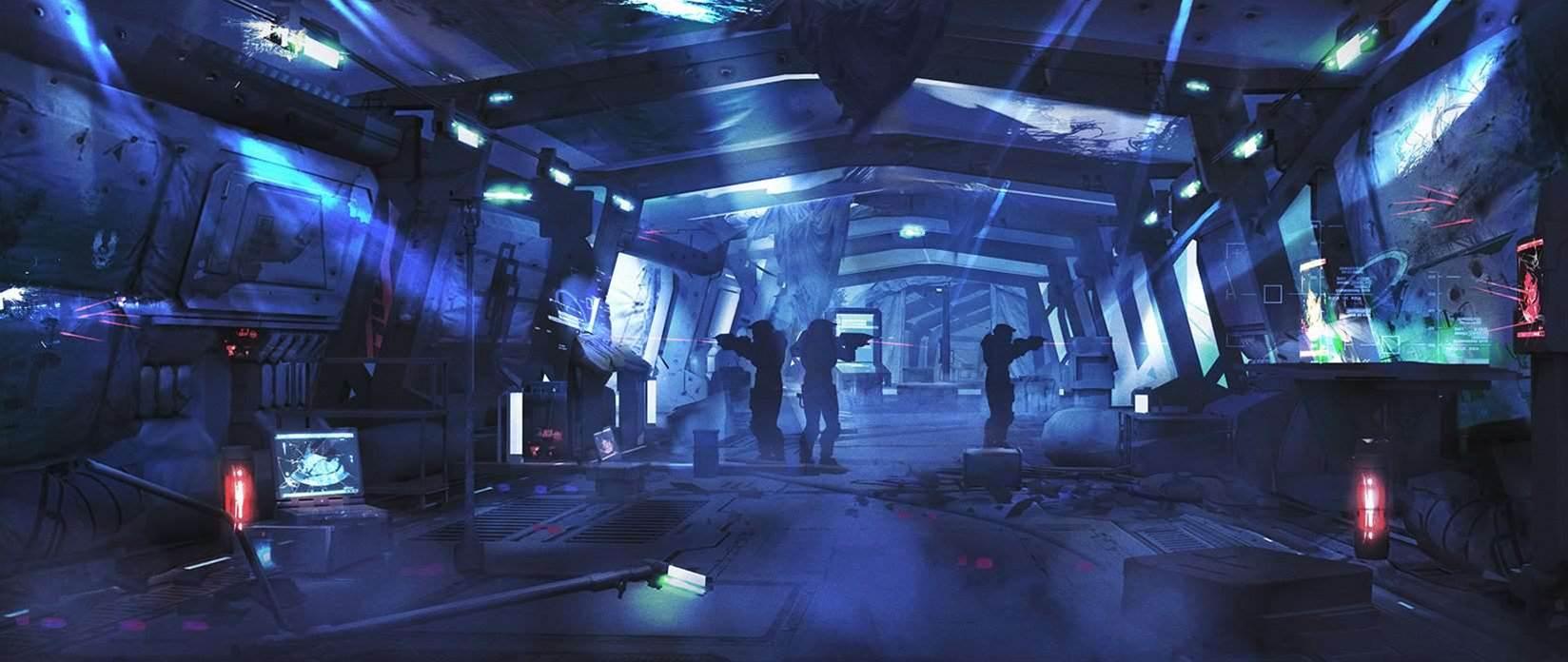 Halo Wars 2 screenshots and artwork
