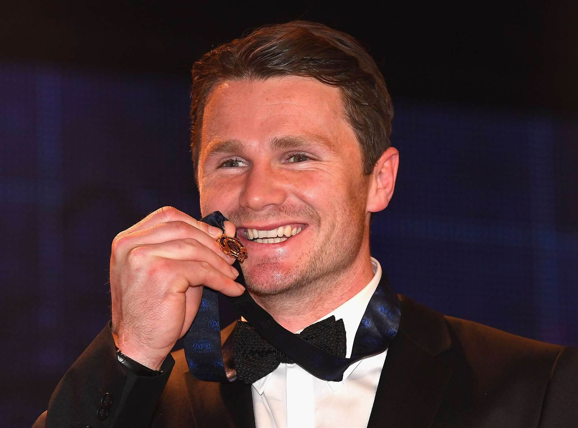 All the glitz from the Brownlow Medal Count