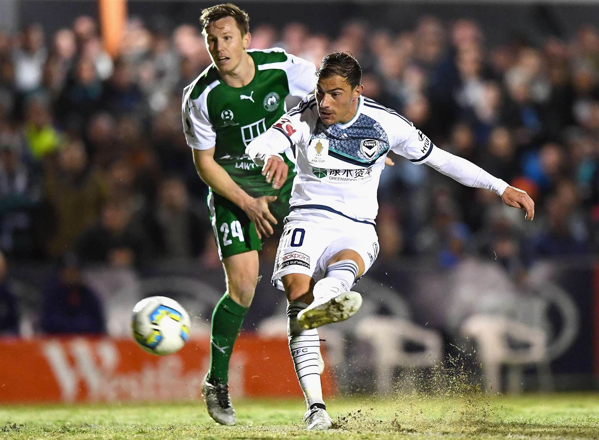 Gallery: FFA Cup QF match action