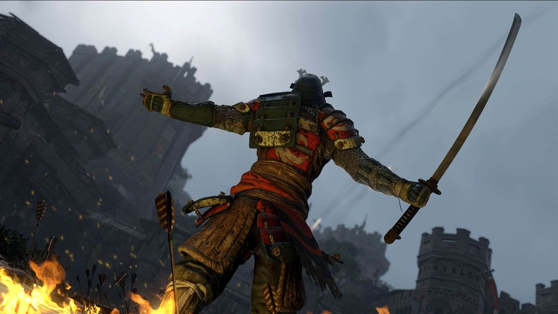 A heap of honourable For Honor images