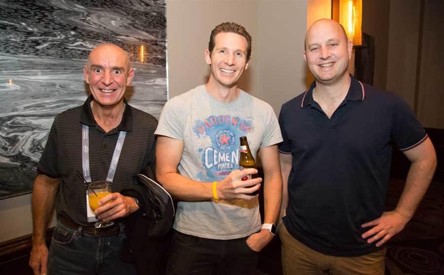 Which Aussie NetApp partners scored a trip to Vegas?