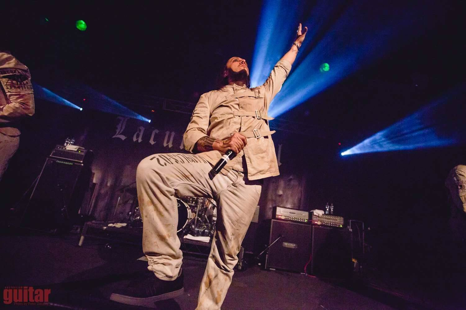 Lacuna Coil Live Review + Photo Gallery