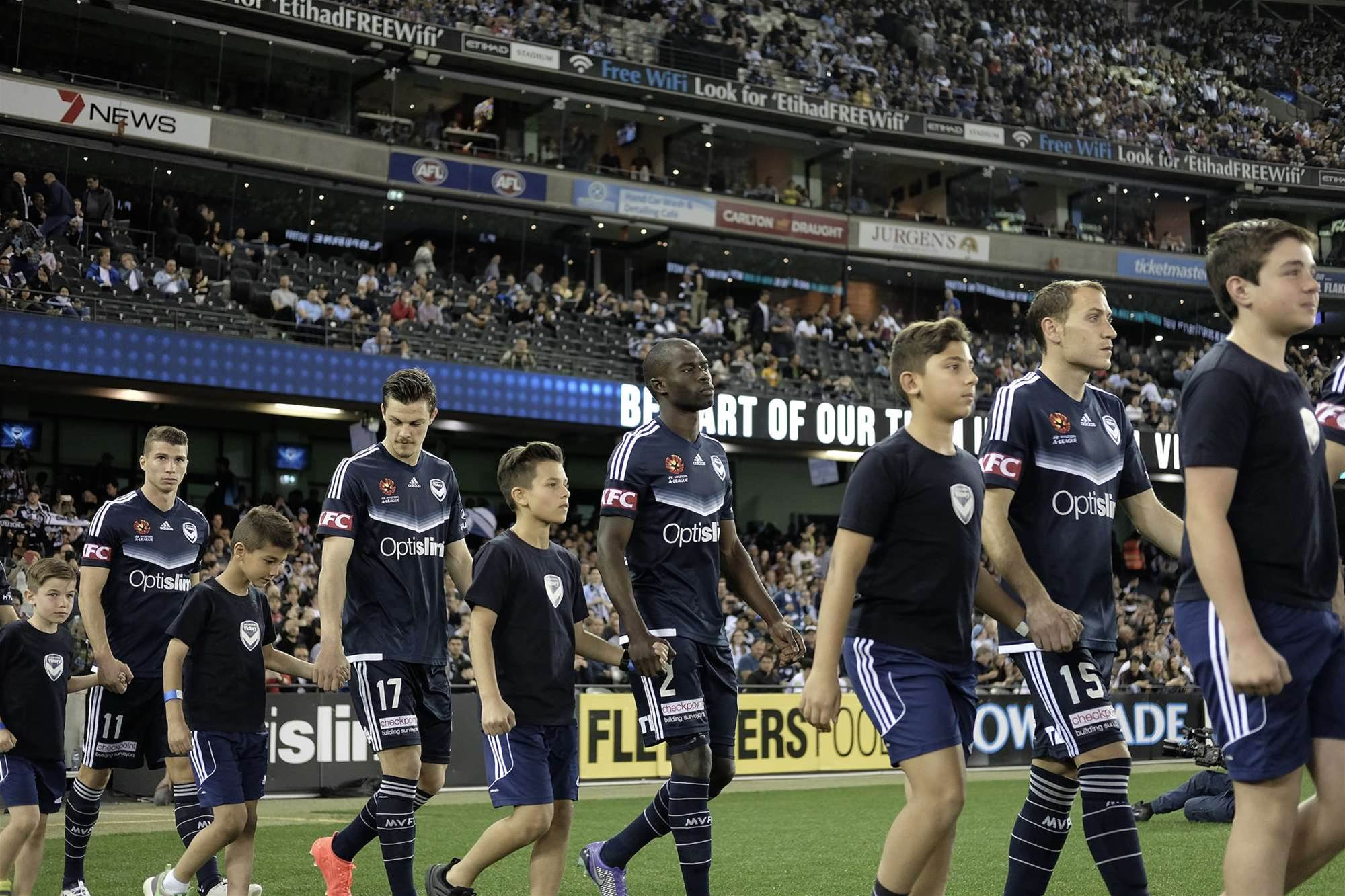 On The Ground: Melbourne Derby