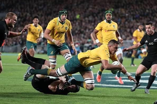Top 10 Aussie sporting pics