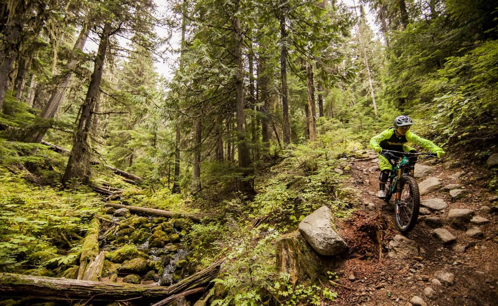 Whiskey'n'trails in Rossland