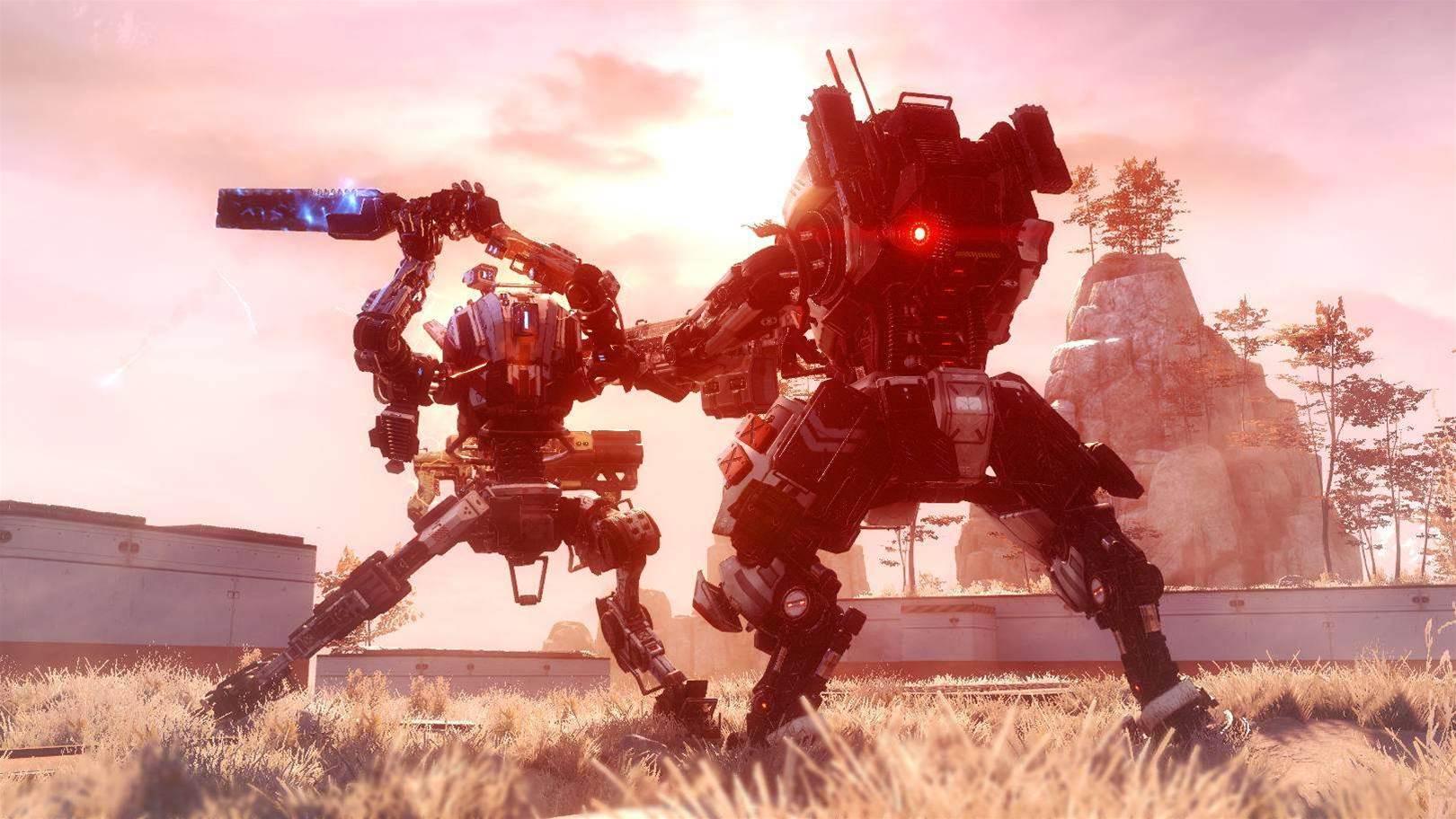 A drop of Titanfall 2 screenshots