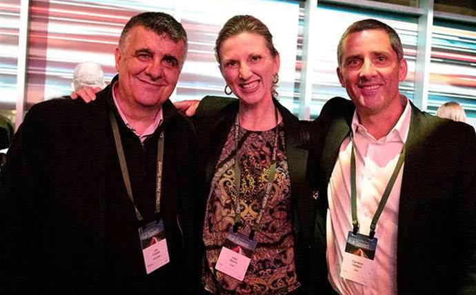 Which Aussies did we spot at Cisco Partner Summit in San Francisco?