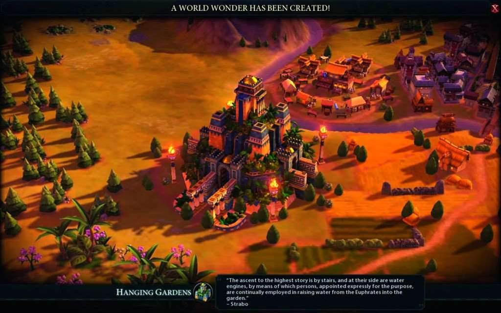 Civ VI screens
