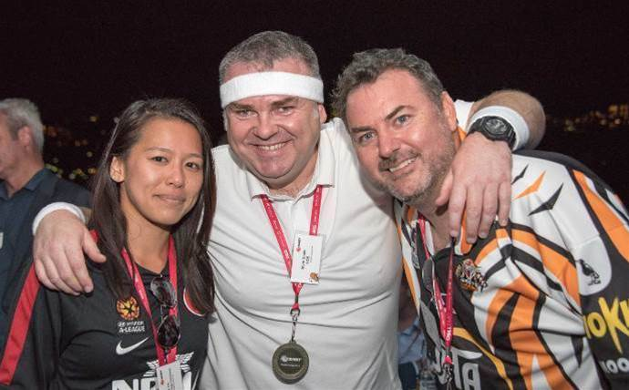 Which Avnet resellers rocked its 2016 boat party?