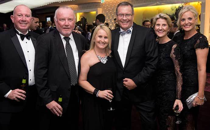 HP toasts channel partners in Sydney