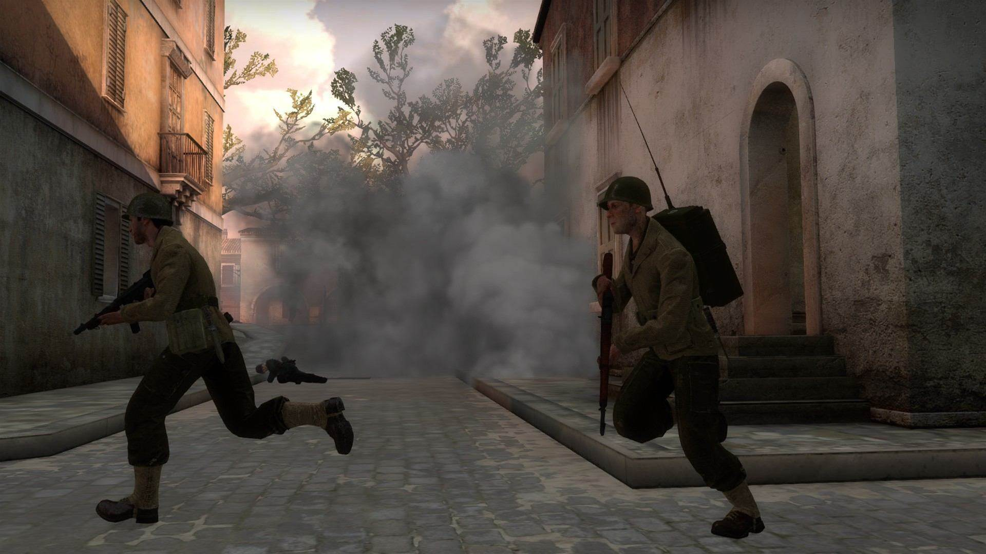Some grim Day of Infamy screens